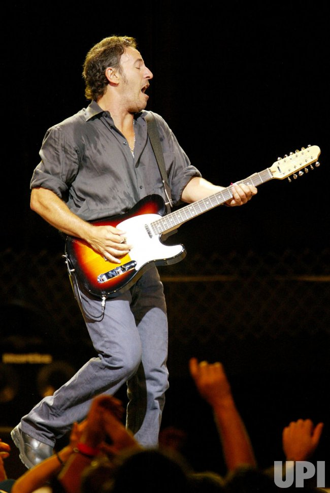 Bruce Springsteen & the E Street Band Tour
