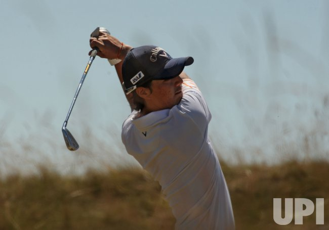 U.S. Open Practice Round at Chambers Bay