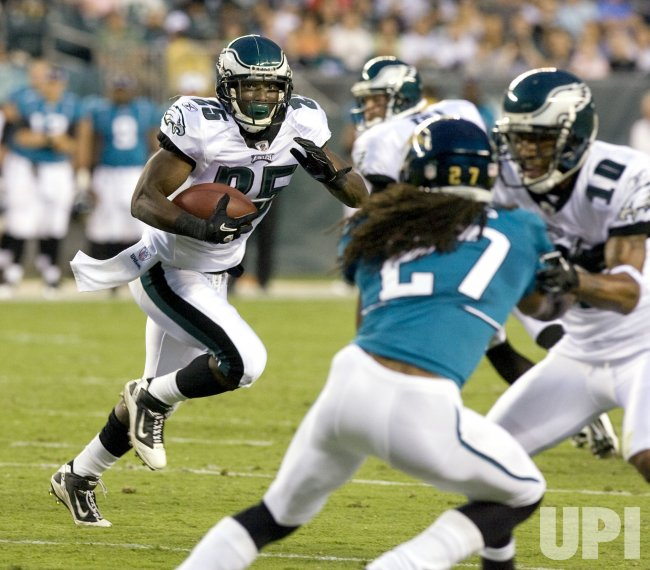 Jacksonville Jaguars vs Philadelphia Eagles