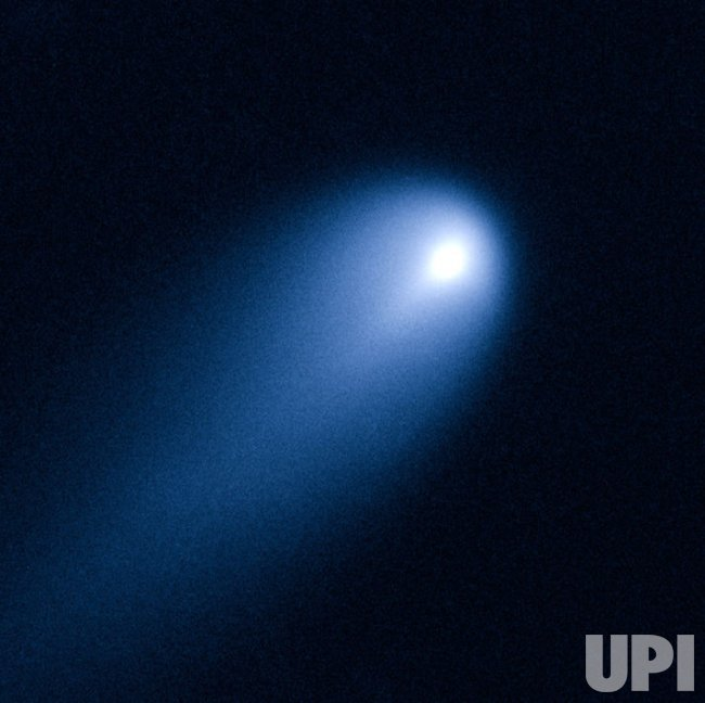 Hubble captures images of Comet ISON