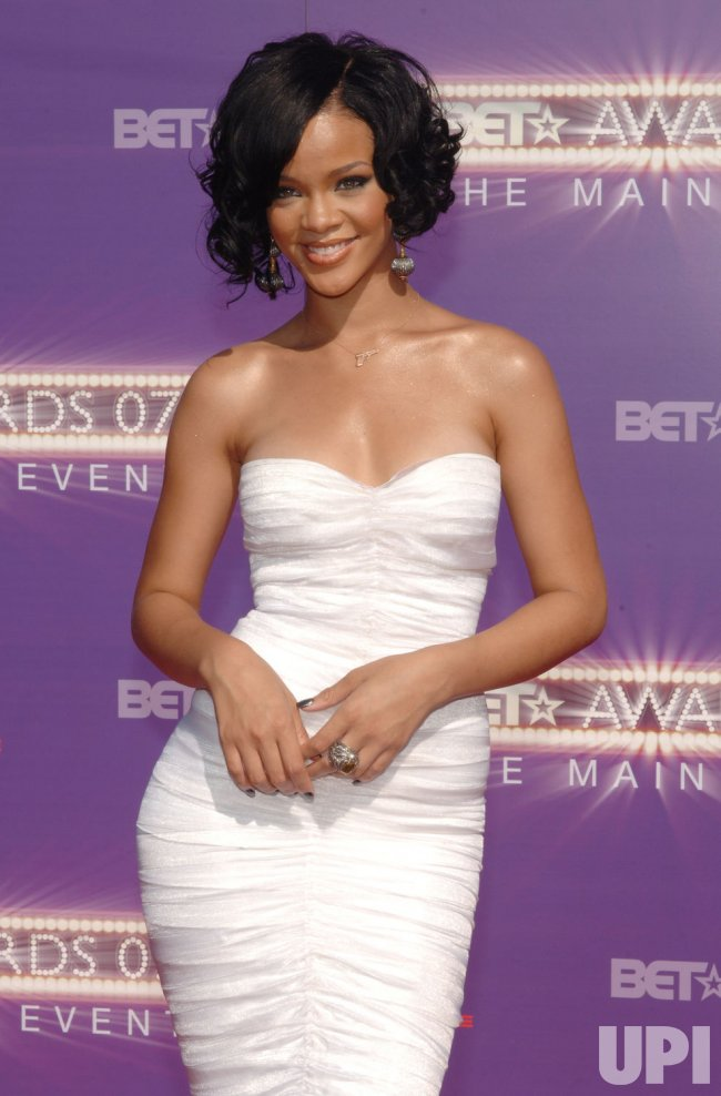2007 BET AWARDS IN LOS ANGELES