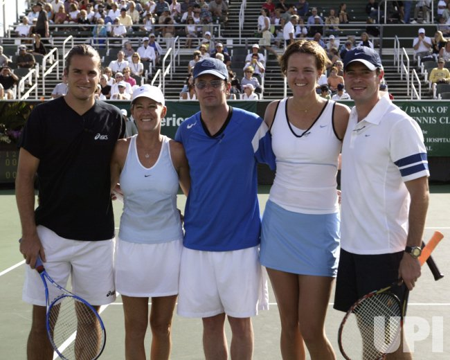CHRIS EVERT PRO CELEBRITY TENNIS CLASSIC