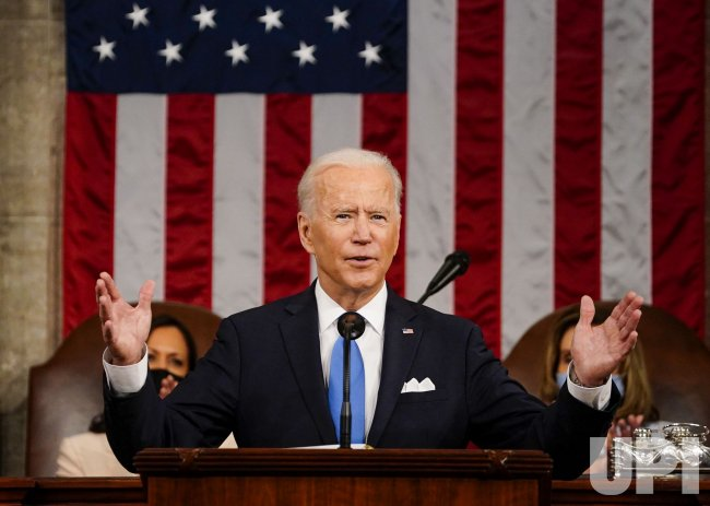 President Biden Addresses Joint Session of Congress