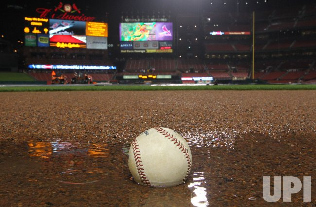 Washington Nationals-St  Louis Cardinals game postponed due