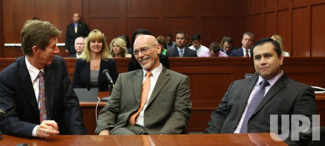Zimmerman Trial in Florida