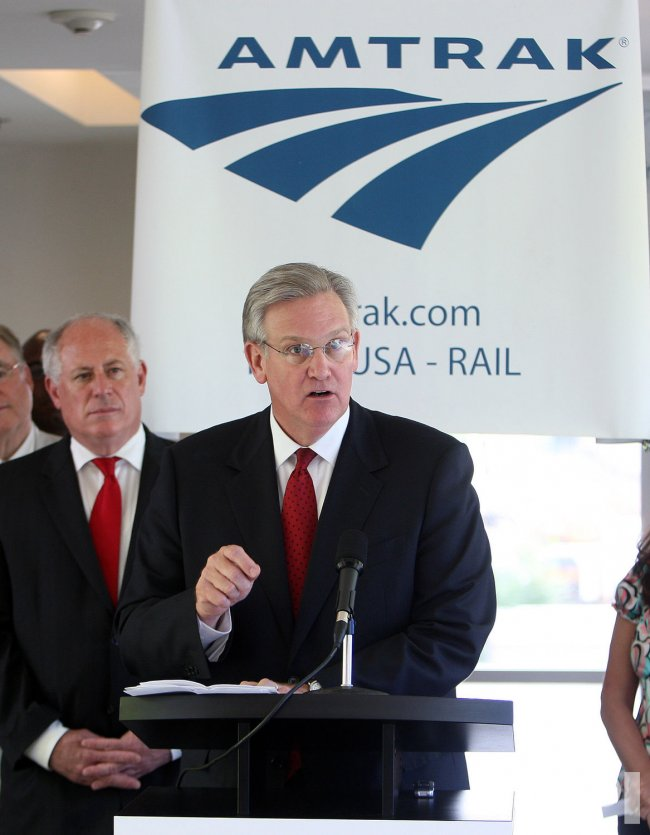 High speed rail agreement for region