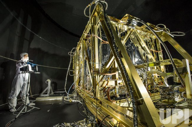NASA Shines a Spotlight on a Webb Telescope Test