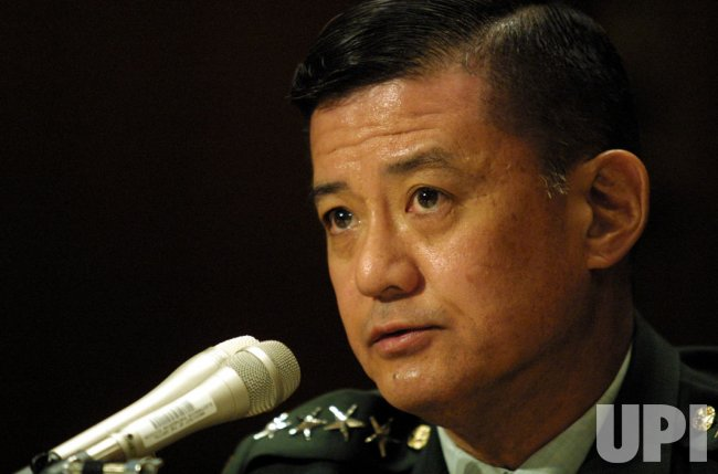 General Eric Shinseki, Chief of Staff, U. S. Army