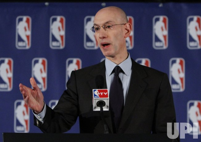 NBA Commissioner Adam Silver suspends Los Angeles Clippers owner