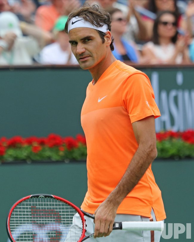 2015 BNP Paribas Tennis Open in Indian Wells