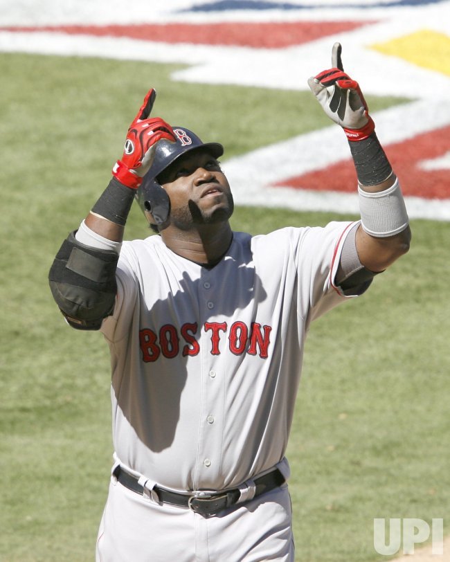 David Ortiz and Manny Ramirez implicated for drugs in 2003