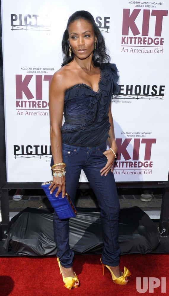 """""""Kit Kittredge: An American Girl"""" premieres in Los Angeles"""