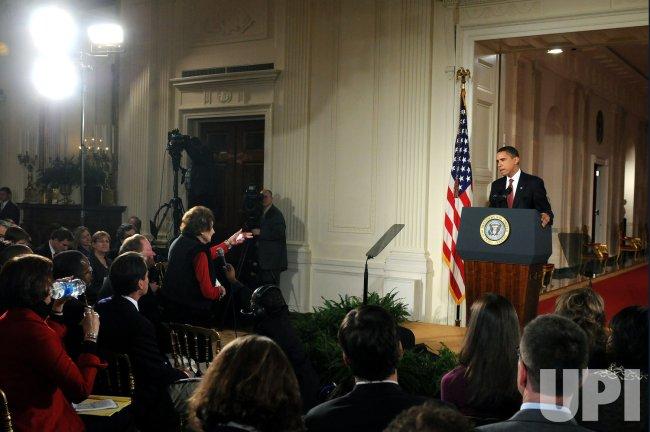 Obama East Room Press Conference