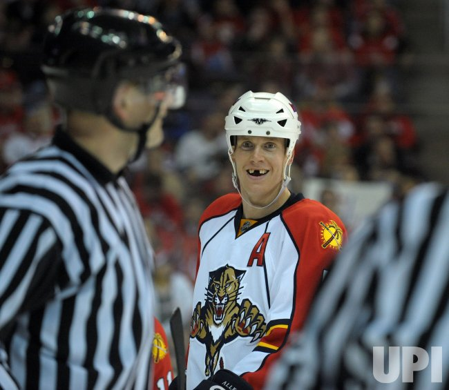 Florida Panthers vs. Washington Capitals