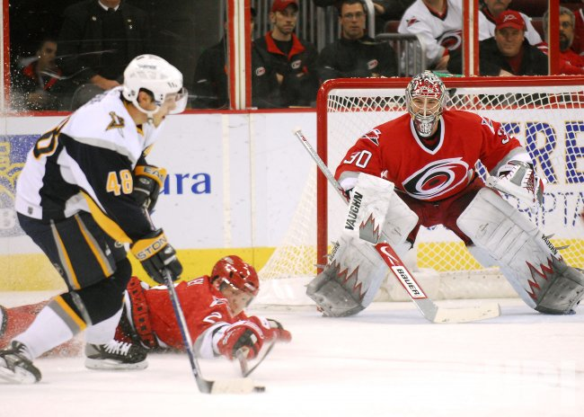 BUFFALO SABRES VS CAROLINA HURRICANES