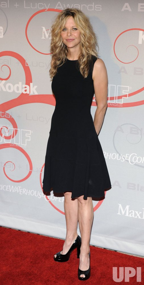 2008 Crystal + Lucy Awards gala in Beverly Hills
