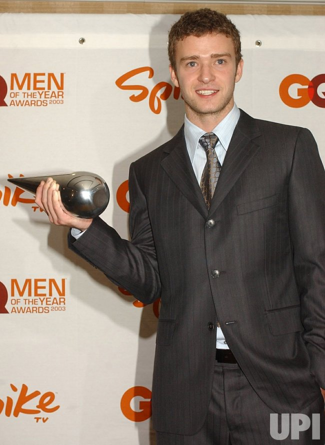 2003 GQ MEN OF THE YEAR AWARD CEREMONIES