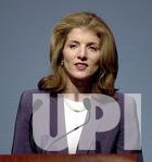 Caroline Kennedy takes on New York City school job for one dollar salary