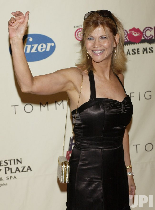 Markie Post at the 11th Race to Erase MS Benefit Gala