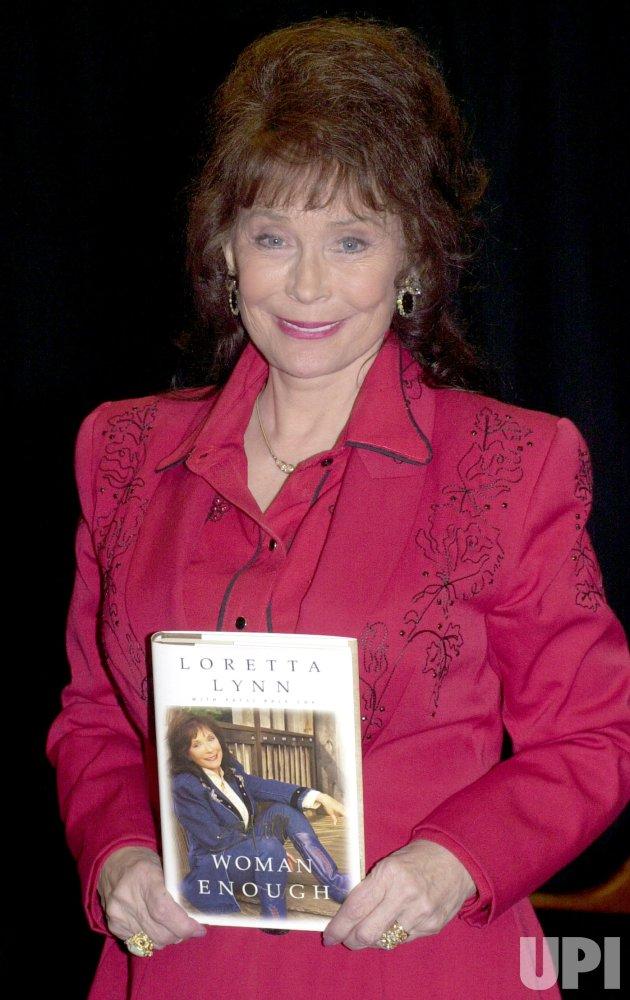 """Loretta Lynn promos new autobiography """"Still Woman Enough"""""""