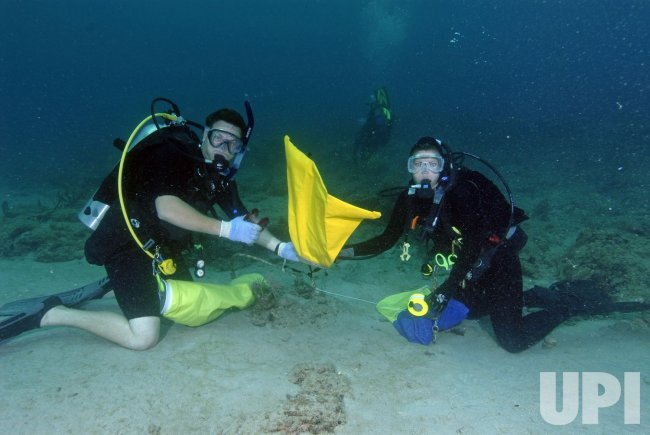 OCEAN WATCH FOUNDATION CONDUCTS REEF SWEEP IN SOUTH FLORIDA