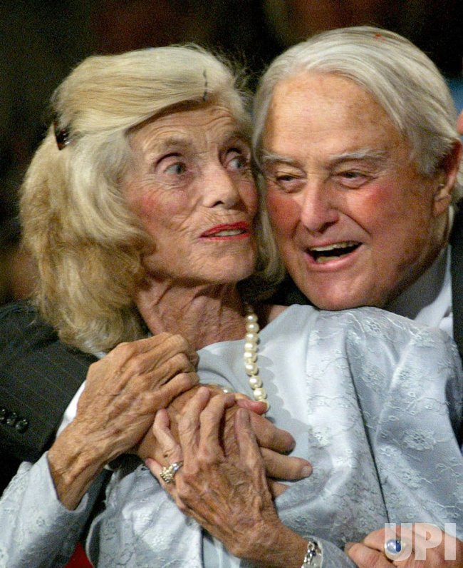 Eunice Kennedy Shriver dies at the age of 88 in Massachusetts