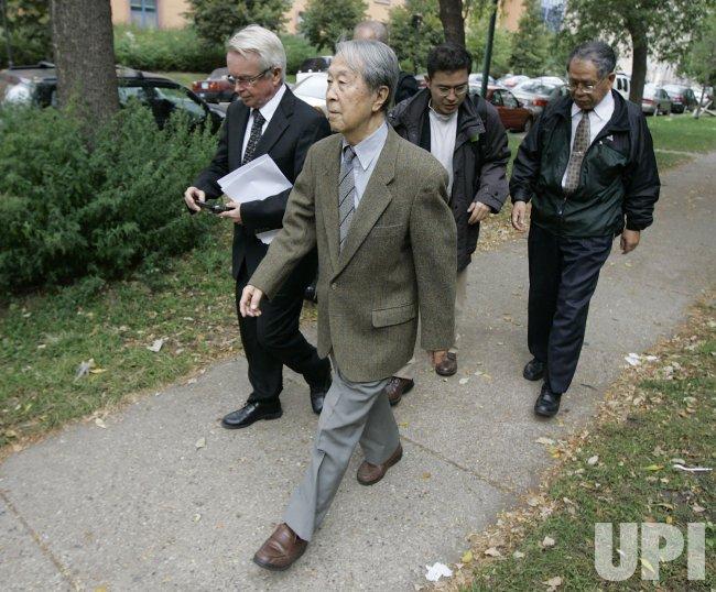 University of Chicago professor Yoichiro Nambu wins Nobel Prize in physics