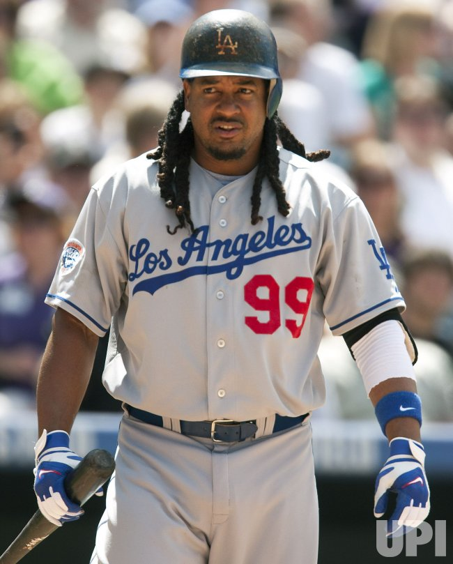 Dodgers Ramirez Walks Out for Birthday Pinch Hitting Role in Denver
