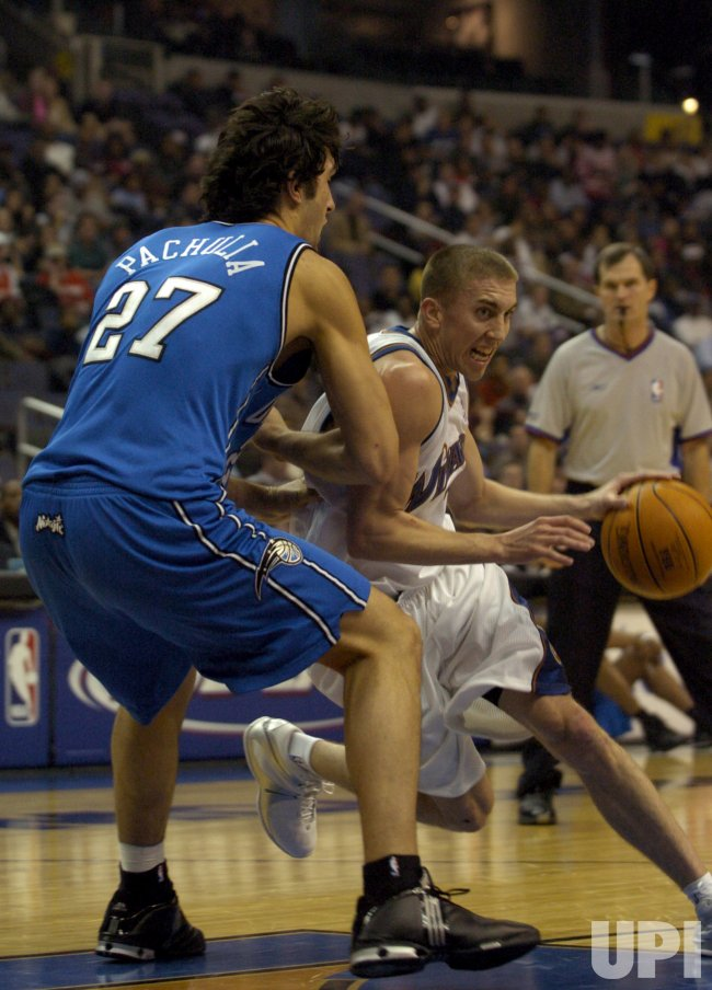 ORLANDO MAGIC AT WASHINGTON WIZARDS