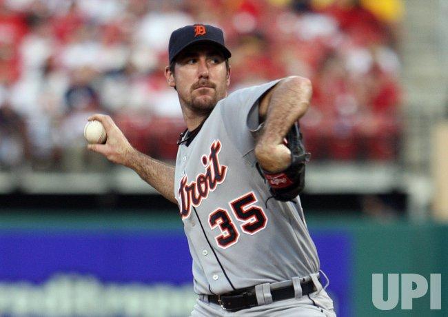 Detroit Tigers vs St. Louis Cardinals