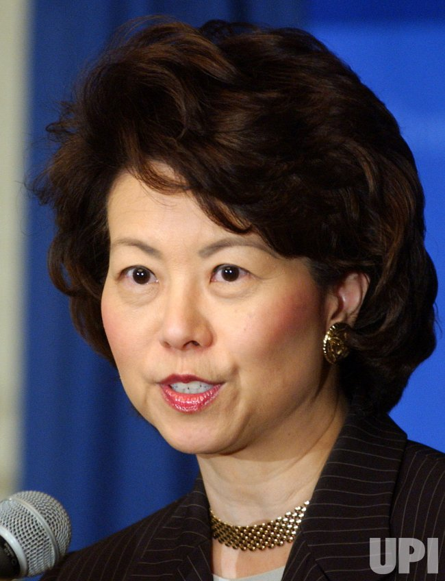LABOR SECRETARY CHAO DISCUSSES SOCIAL SECURITY REFORM
