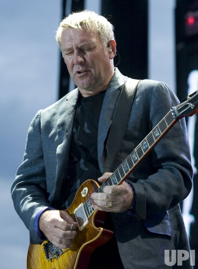 Rush performs in George, Washington