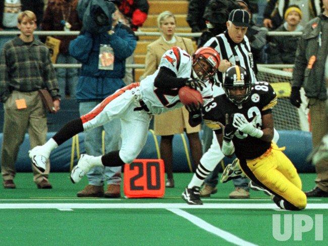 Pittsburgh Steelers vs Cincinnati Bengals