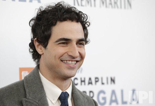 Zac Posen arrives at the 44th Chaplin Award Gala
