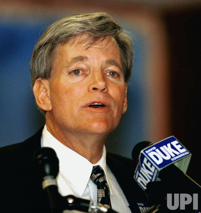 Former Ku Klux Klan Grand Wizard and politician David Duke will report to federal prison