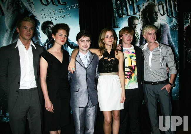"""""""Harry Potter and the Half-Blood Prince"""" Premiere in New York"""