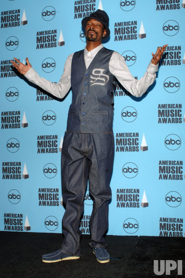 2OO7 American Music Awards in Los Angeles