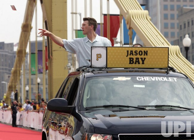 MLB ALL-STAR GAME PARADE IN PITTSBURGH