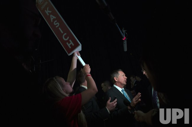 Republican Presidential Debate in Cleveland, Ohio