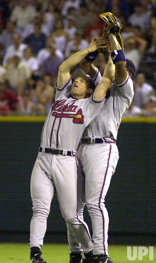 St. Louis Cardinals vs Atlanta Braves baseball