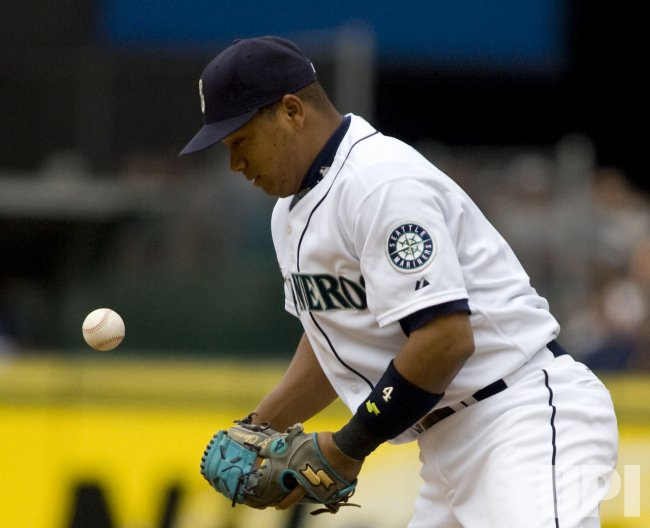 Minnesota Twins vs Seattle Mariners in Seattle