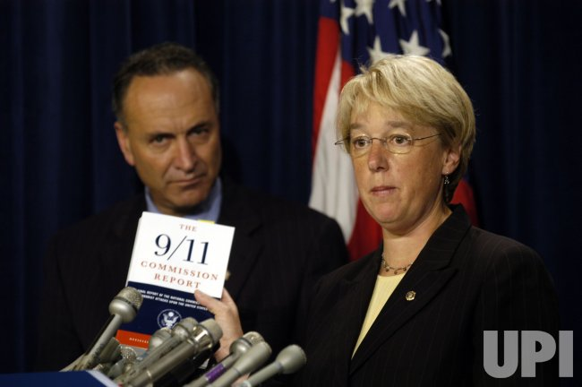 CONGRESS RESPONDS TO 9/11 REPORT