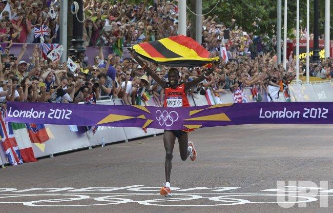 Men's Marathon at 2012 Olympics in London