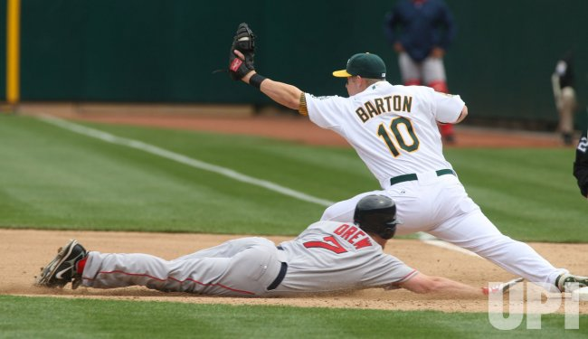Oakland Athletics vs Boston Red Sox