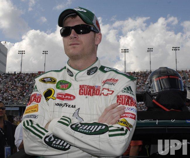 NASCAR Daytona 500 at Daytona Beach