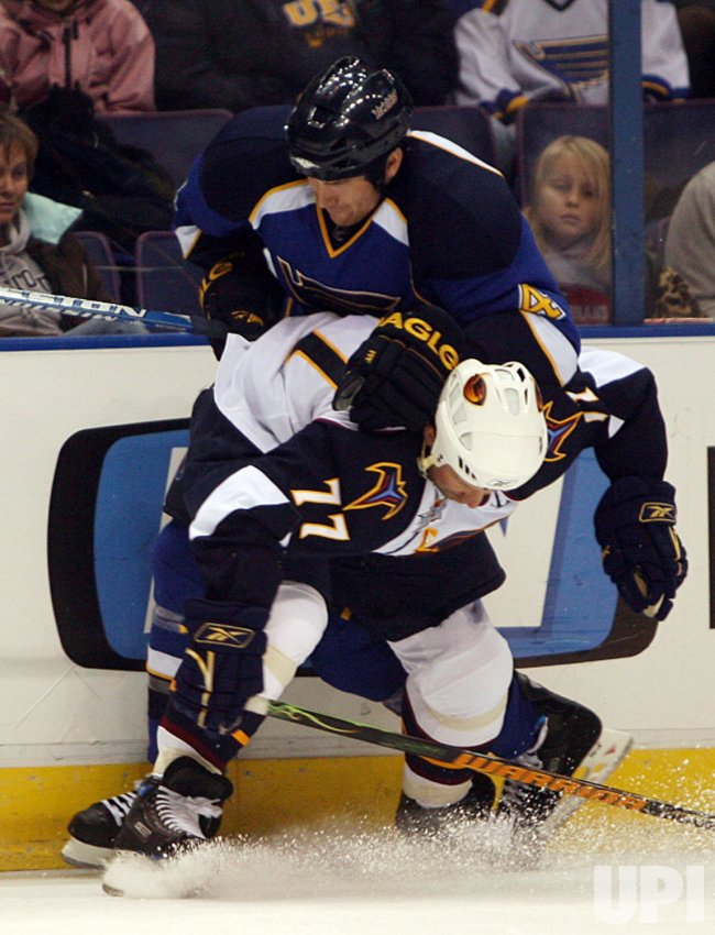 Atlanta Thrashers vs St. Louis Blues