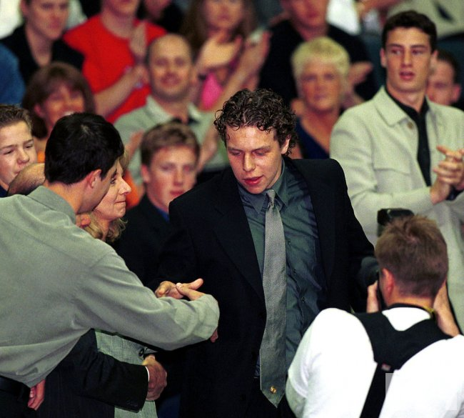 First Round, 2000 NHL Entry Draft