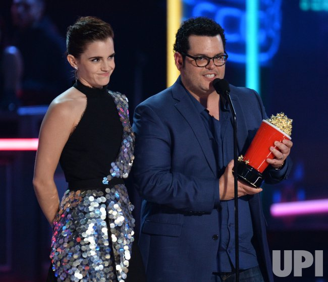 'Beauty and the Beast' wins award at the 2017 MTV Movie & TV Awards in Los Angeles