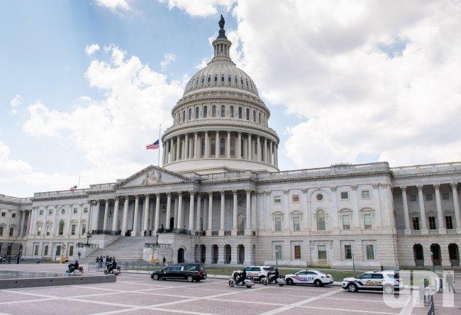 John Lewis Memorial at the U.S. Capitol