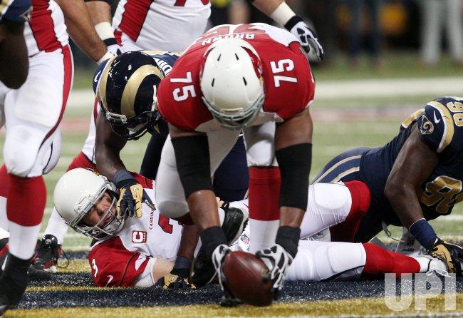 Arizona Cardinals vs St. Louis Rams